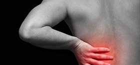 Back pain relief treatment